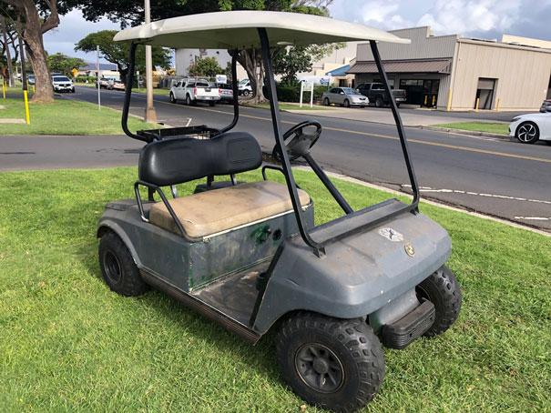 Golf Cart Maui